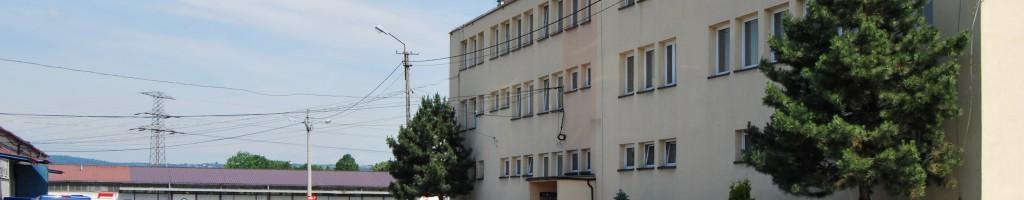 brzezie baza budynek biurowy